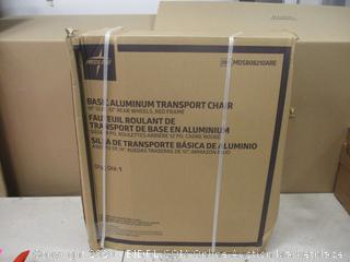 Basic Aluminum Transport Chair