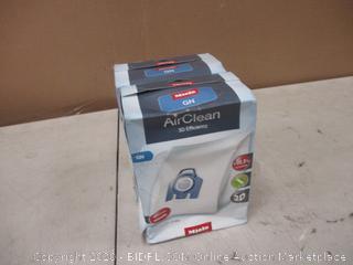 Air Clean 3D Efficiency  Miele