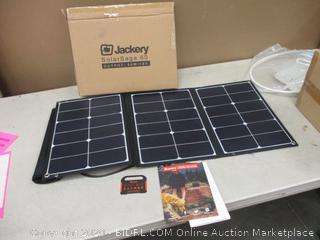 Jackery Solar Saga 60