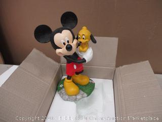 Mickey & Puppy