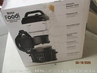 Ninja Foodi Pressure Cooker that crisps