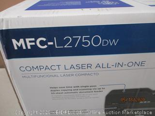 Brother Compact Laser All In One factory Sealed