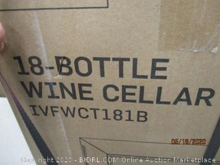 18-Bottle Wine Cellar Factory Sealed
