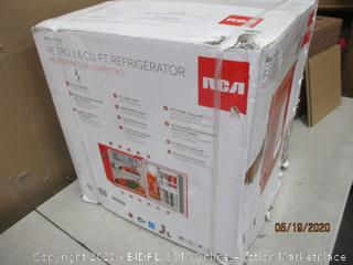 RCA retro 1.6 Cu.Ft Refrigerator