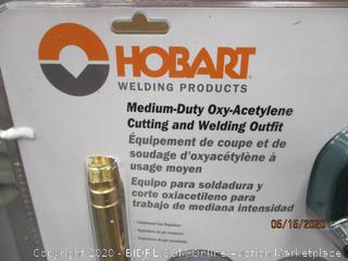 Hobart Medium -Duty Oxy Acetylele Cutting and Welding Outfit