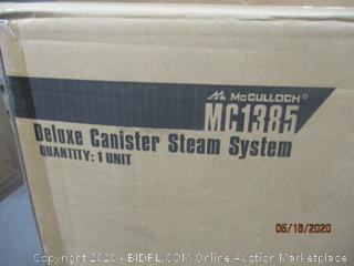 Mc Culloch Deluxe Canister Steam System
