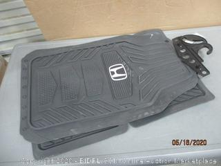 floor Mats incomplete