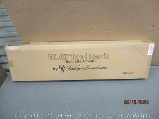 Blat Tool Rack