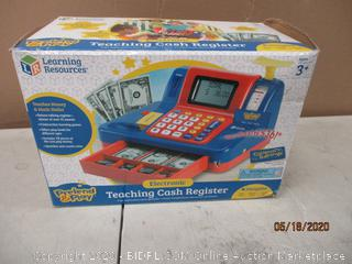 Electronic Teaching Cash register