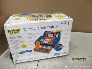 Electronic Teaching Cash register