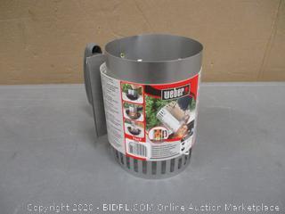 Weber Rapid chimney starter