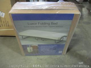 Luxor Folding Bed
