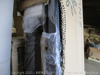 """Zinus 7"""" Platform Bed Frame, Full"""