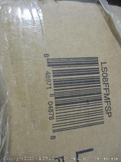 "Linenspa 8"" Spring and Memory Foam Hybrid Mattress, Full"