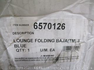 Folding Lounge