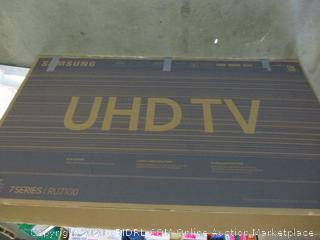"Samsung UHD TV 75"" 7 Series  No Power"