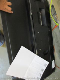 Sony Bravia  TV Broken, no Power , Cracked Screen