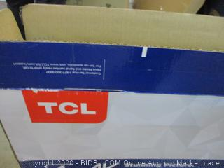 """TCL 4 Series 4K Smart TV 43"""" See Pictures"""