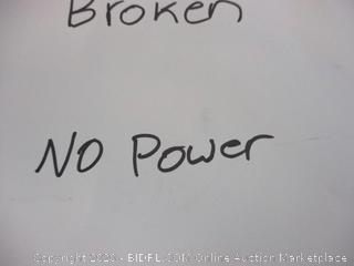 "Samsung QLED 70R 55"" No Power"