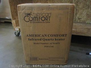 American Comfort Infrared Quartz Heater