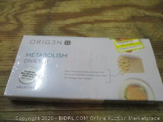 Orig3N Metabolisn DNA Test