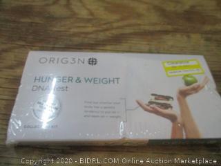 ORIG3N Hunger & Weight DNA Test