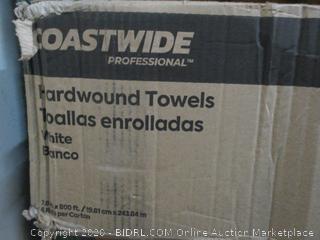 Hardwound Towels