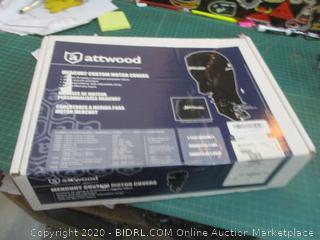 attwood Mercury Custom Motor Covers