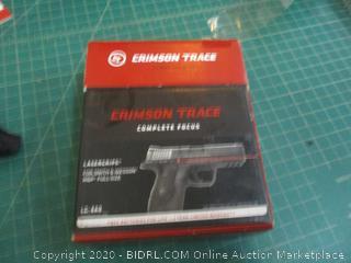 Crimson Trace  Complete focus  Lasergrips