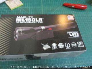 Maglite LED Rechargeable System