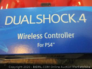 Sony Playstation Dual Shock 4 wireless controller for PS4