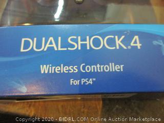 Sony Playstation Dual Shock 4 wireless controller