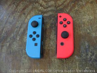 Nintendo Switch Joy-Con Controller  missing pieces