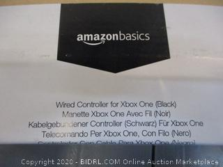 XBOXONE Wired Controller  black