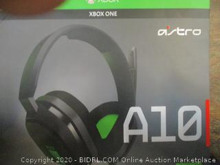 XBOX Astro Gaming Headset