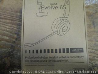 Jabra Evolve Wireless Headset