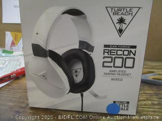 Turtle Beach Amplified Gaming Headset Wired