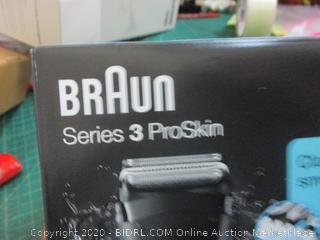 Braun Series  3 Pro Skin