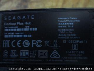 Seagate Desktop Storage