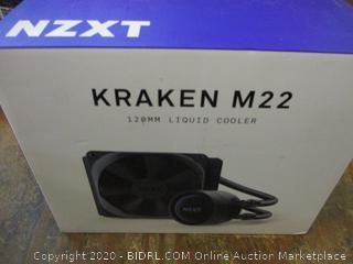 NZXT Kraken M22 120MM Liquid Cooler
