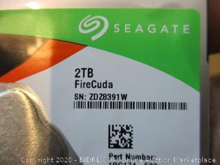 SeaGate  Fire Cuda