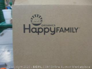 Happy Family Organic Baby Squeeze Food