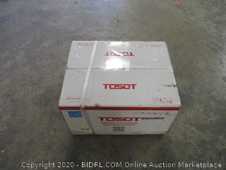 Tosot Window Type Room Air Conditioner (Factory Sealed, $300 Retail)