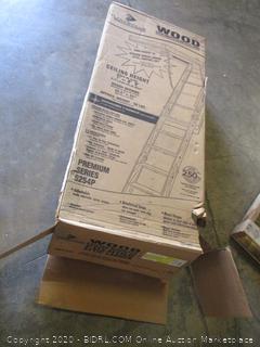 Louisville Celing Mounted Folding Attic Ladder