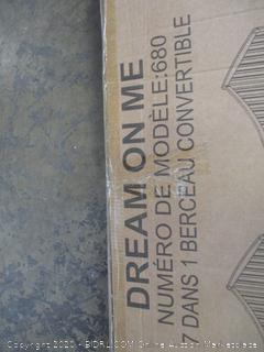 Dream on Me Crib