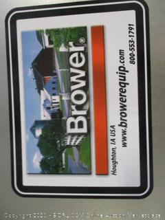 Brower Poultry Nest ($180 Retail)