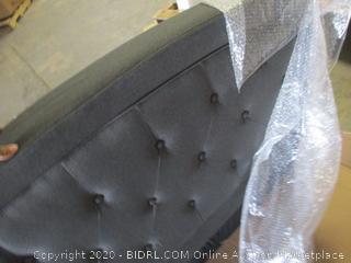 Wellesley Upholstered Platform Bed Item (See Pictures)