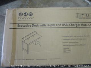 Executive Desk (See Pictures)