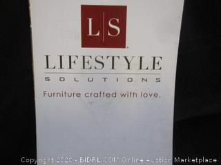 Lifestyle Solutions Couch (See Pictures)
