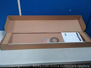 Lithonia Lighting 4' LED Saturn Linear (small crack) online $117